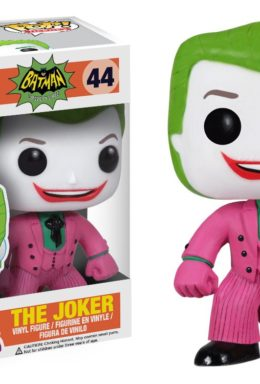 Copertina di The Joker – Batman Classic TV Series – Funko Pop 44