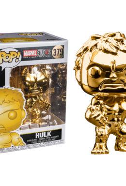 Copertina di Hulk – Marvel Studios The First Ten Years – Funko Pop 379