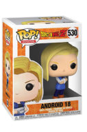 Android 18 – Dragonball Z – Funko Pop 530