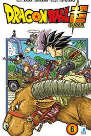 Dragon Ball Super n.6