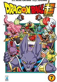 Copertina di Dragon Ball Super n.7