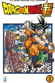 Dragon Ball Super n.8