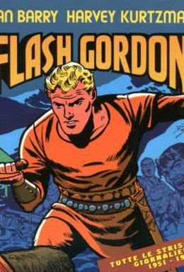 Copertina di Flash Gordon – Strisce Giornaliere – (1951-1953)