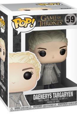 Copertina di Daenerys Targaryen – Game of Thrones – Funko Pop 59