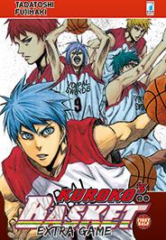Copertina di Kuroko's Basket Extra Game n.1
