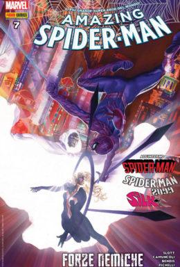 Copertina di Spider-Man 656 – Amazing Spider-Man n.7