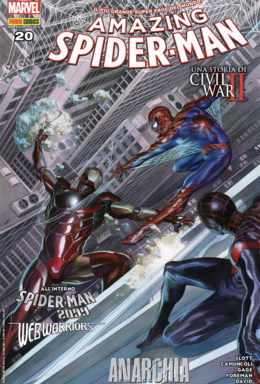 Copertina di Spider-Man 669 – Amazing Spider-Man n.20