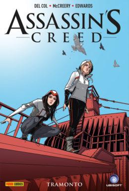 Copertina di 100 % Panini Comics Assassin's Creed 2 – Il Tramonto