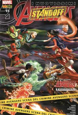 Copertina di I Nuovissimi Avengers n.11 – Avengers 60