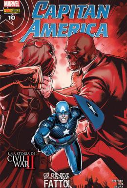 Copertina di Capitan America n.80