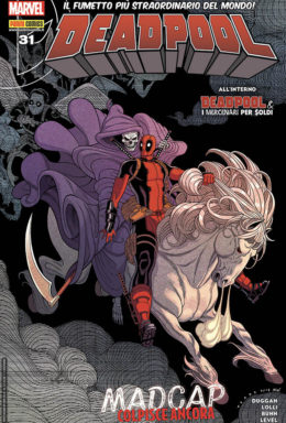 Copertina di Deadpool 90 – Deadpool n.31