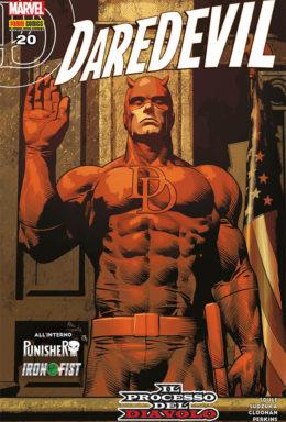 Copertina di Devil e i Cavalieri Marvel 71 – Daredevil n.20