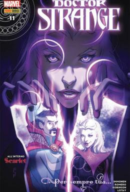Copertina di Doctor Strange n.11