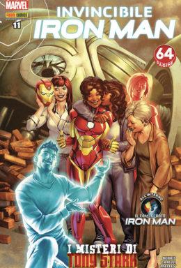 Copertina di Iron Man n.60 – I misteri di Tony Stark