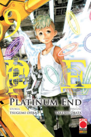 Platinum End n.9 – Manga Fight 45