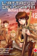 Attacco Dei Giganti Before the Fall n.12 – Manga 18