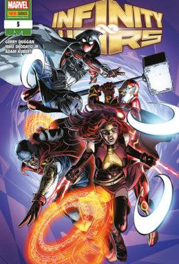 Copertina di Marvel Miniserie 214 – Infinity Wars 5