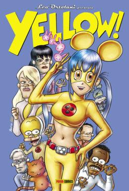 Copertina di Leo Ortolani presenta: Yellow