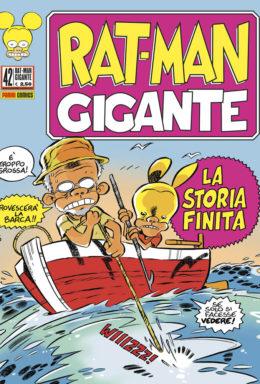 Copertina di Rat-Man Gigante n.42