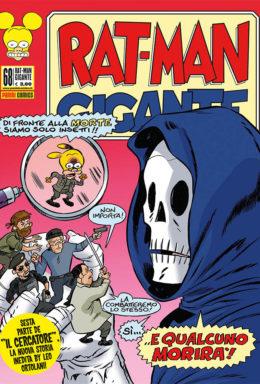Copertina di Rat-Man Gigante n.68 – E Qualcuno Morirà