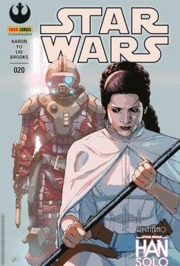 Copertina di Star Wars n.20