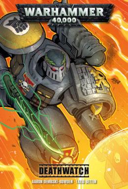 Copertina di 100% Panini Comics – Warhammer 40.000 – Deathwatch