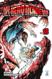 My Hero Academia n.18 – Dragon 249