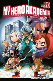 My Hero Academia n.20 – Dragon 253