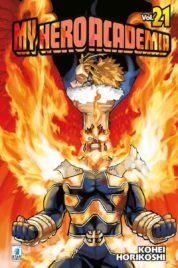 My Hero Academia n.21 – Dragon 255