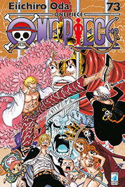 One Piece New Edition n.73 – Greatest 207