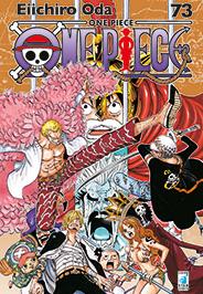 Copertina di One Piece New Edition n.73 – Greatest 207