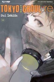 Tokyo Ghoul:RE n.14