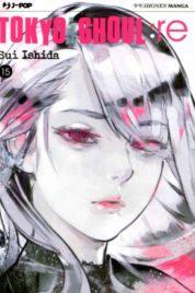 Tokyo Ghoul:RE n.15