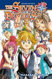 The Seven Deadly Sins n.27