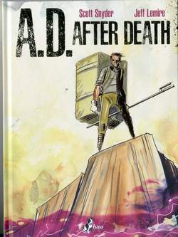 Copertina di A.D. After Death