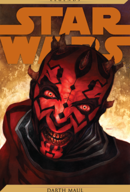 Copertina di Star Wars Legends 23: Darth Maul
