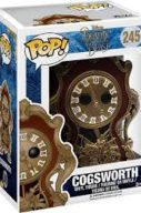 Cogsworth – Beauty and the Beast – Funko Pop 245