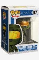 Master Chief with Cortana – Halo – Funko Pop 07