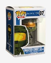 Copertina di Master Chief with Cortana – Halo – Funko Pop 07