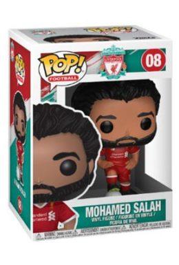 Copertina di Mohamed Salah – EPL: Liverpool – Funko Pop 08
