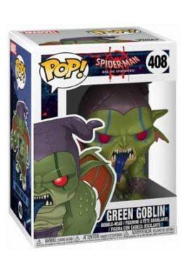 Copertina di Green Goblin – Spider-Man Into the Spider-Verse – Funko Pop 408