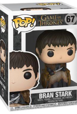 Copertina di Bran Stark – Game of Thrones – Funko Pop 67