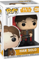 Han Solo – Star Wars – Funko Pop 238