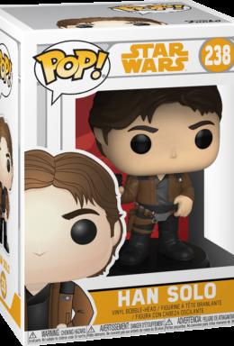 Copertina di Han Solo – Star Wars – Funko Pop 238