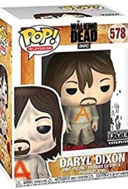 Copertina di Daryl Dixon – The Walkin Dead – Funko Pop 578