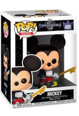 Copertina di Mickey – Kingdom Hearts – Funko Pop 489