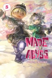 Made In Abyss n.5