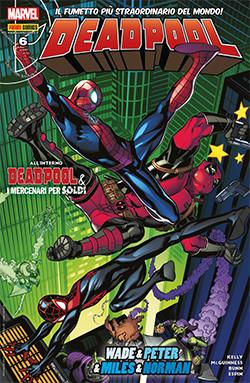 Copertina di Deadpool 65 – Deadpool n.6