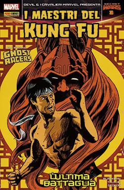 Copertina di Devil e i Cavalieri Marvel n.51 – Devil presenta I Maestri del Kung-fu 3