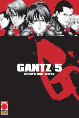 Copertina di Gantz Nuova Edizione n.5